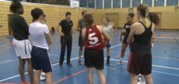 Helios-Valais Basket: avec Corinne Saudan sur le banc