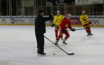 Hockey sur glace: Sierre le leader