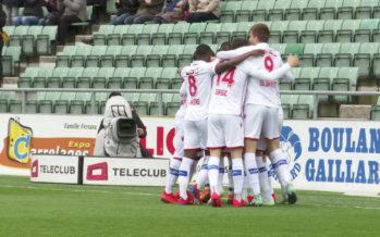 Dix points en quatre matches! retour sur la série positive du FC Sion