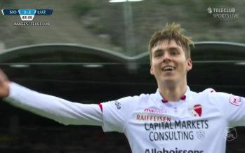 Focus sur l'attaquant letton du FC Sion, Robert Uldrikis