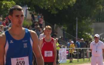 Athlétisme: Julien Bonvin, une belle marge de progression sur 400m haies