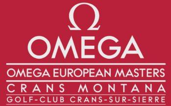 Golf: présentation de l'Omega European Masters de Crans-Montana qui débute ce jeudi