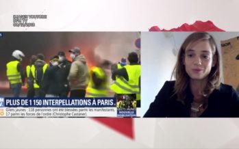 «Au bout du web»: l'actualité commentée par Noémie Schmidt depuis Paris