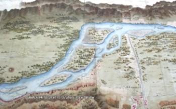 Histoire du Rhône et de ses corrections