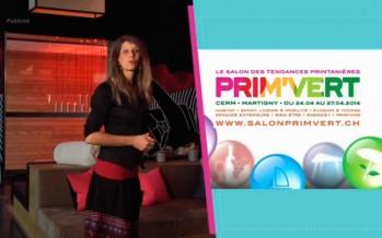 La domotique et le design à la Foire Prim'Vert