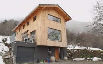Construction: des habitats en bois de part en part
