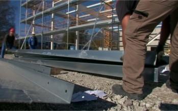 Construction : le métal dans tous ses états