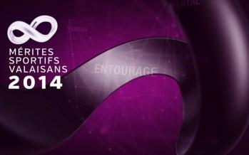 Mérites Sportifs Valaisans 2014