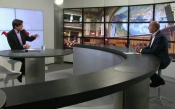 Fédérales 2015: Jean-René Germanier en route pour un 4e mandat au National