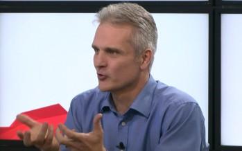 Valais*Wallis Digital: le projet innovateur de François Foglia, directeur adjoint de l'Idiap