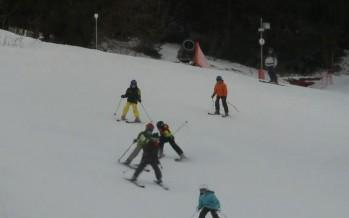 Magasins de sport: en  Valais, le manque de neige freine les ventes