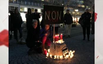 Tuerie à Charlie Hebdo: le Valais manifeste son effroi