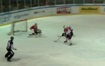 Hockey: Viège s'arrache et bat Red Ice