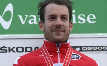 Cyclocross: Julien Taramarcaz champion suisse pour la 3e fois