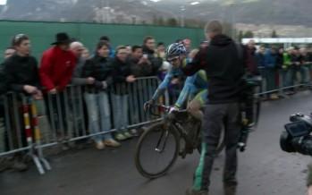 Cyclocross: JulienTaramarcazretrouve son maillot de champion suisse