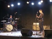 The Last Moan: le duo de blues rock valaisan vernit son 1er vinyle