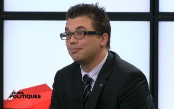 Fédérales 2015: les ambitions de l'UDC, avec Jérôme Desmeules