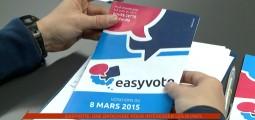 Des communes adeptes d'easyvote pour intéresser les jeunes à la politique