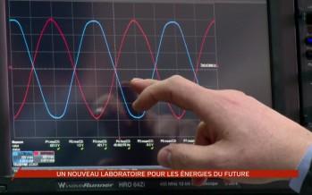 Energies renouvelables: GridLab, une première en Suisse inaugurée à Sion