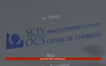État du Valais: nouveaux partenaires sociaux