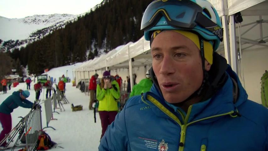 Florent Troillet Mondiaux de skialpinisme la dernire de Florent Troillet
