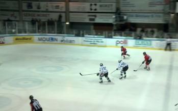Hockey sur glace: les Valaisans dos au mur