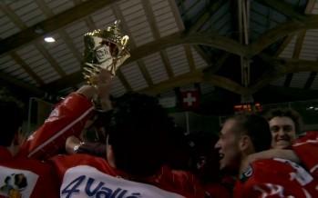 Le HC Sion sacré champion romand