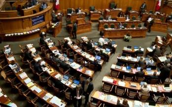 Lex Weber: la loi sous toit au National