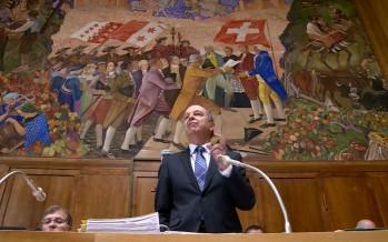 Réforme des institutions cantonales: débats houleux au Grand Conseil