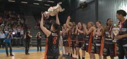 13e trophée pour les basketteuses d'Hélios!