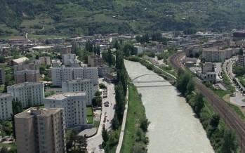 """Rhône 3: selon les opposants, le Valais ne peut se payer ce """"projet de luxe"""""""