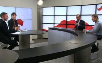 R21: face-à-face entre Maurice Tornay et Philippe Nantermod