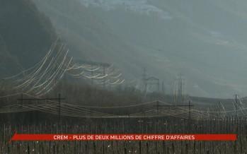 """CREM: """"Utilisons l'énergie sur le territoire où elle est produite"""""""
