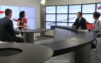 Diagnostic préimplantatoire: Éliane Launaz Perrin et Cyrille Fauchère en débattent