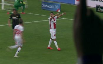 Sion a battu Young Boys 6-2! Un score historique