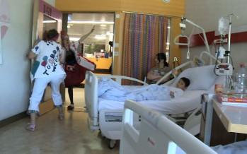 Hôpital de Sion: 20 ans de sourires avec les clowns de Théodora