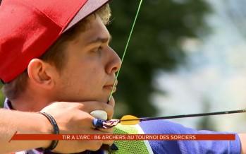 Tire à l'arc: 86 archers au Tournoi des sorciers