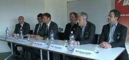 Hockey: Red Ice et Fribourg-Gottéron signent un partenariat