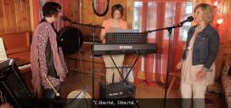 """Répétition du groupe """"Félibres"""""""