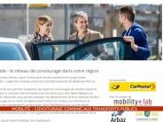 PubliRide: test de covoiturage combiné aux transports publics