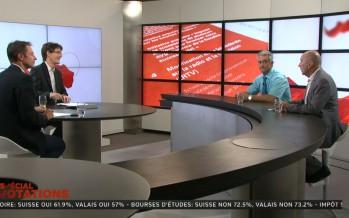 LRTV: la loi acceptée avec quelques milliers de voix d'avance