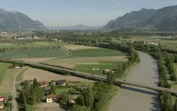 Coup d'accélérateur pour la 3e correction du Rhône