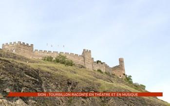 """""""Les murs qui parlent"""": visite musicale et poétique à Tourbillon"""