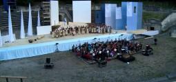 Opéra: Guillaume Tell s'invite dans l'amphithéâtre de Martigny