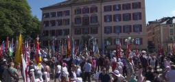 Bicentenaire: festivités du 7 août