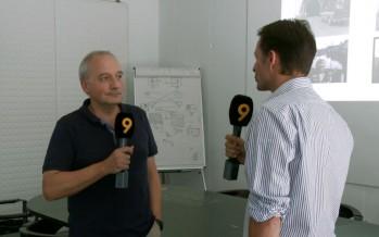 Les métiers de la télé: Marco Ranocchi, formateur