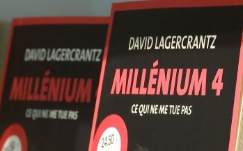 """""""Millénium"""": un 4e tome sur fond de polémique qui dope les ventes"""