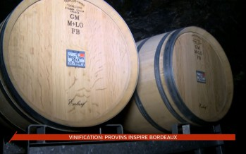Vinification en altitude: Provins inspire Bordeaux