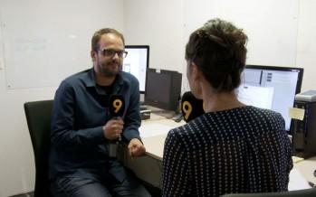 Les métiers de la télé: Stéphane Sassano, responsable technique