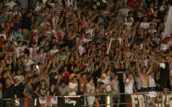 Le FC Sion monte sur le podium